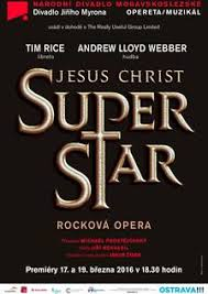 Rocková opera Jesus Christ Superstar