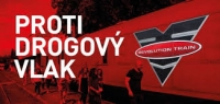 Protidrogový vlak-Revolution train 2018