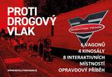 Protidrogový vlak-Revolution train 2019